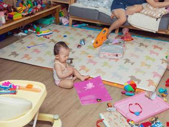 Jedenásť zákonov rodičovstva: Tomuto sa nevyhnete ani vy