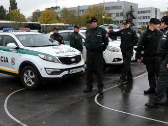 Nariadili zrušiť tender na nákup policajných kamier na oblečenie