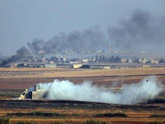 Turci už spustili proti Kurdom v Sýrii aj pozemnú operáciu