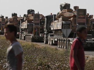Sýrski Kurdi vyzvali USA, aby si splnili
