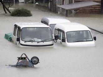 Pred tajfúnom Hagibis evakuujú v Japonsku milióny obyvateľov