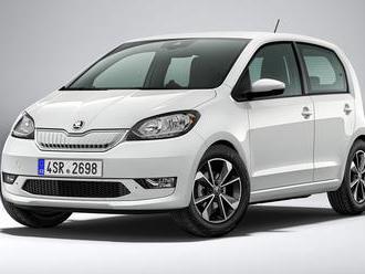Škoda Citigo iV prichádza na Slovensko. Za trojnásobnú cenu