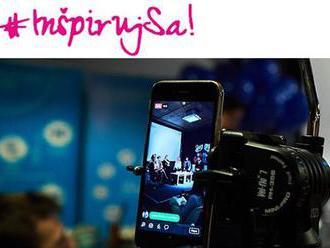 Konferencia #InšpirujSa 2019 zameraná na  Viditeľné príbehy