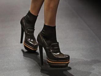 AFP: Historie obuvi je rovněž historií utrpení