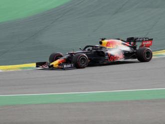 Verstappen si v Brazílii dojel pro druhou pole position