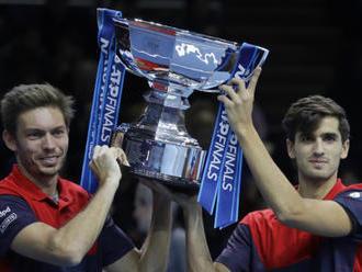 Deblisté Herbert s Mahutem vyhráli poprvé v kariéře Turnaj mistrů
