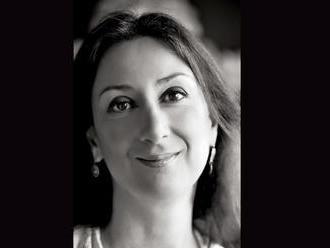 Na Maltě zadrželi podezřelého ze zprostředkování vraždy novinářky