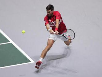 Chorvatští tenisté titul v Davisově poháru neobhájí