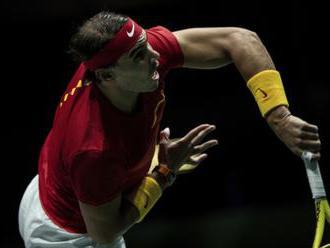 Kanaďané jsou prvními čtvrtfinalisty Davis Cupu, Nadal vyhrál