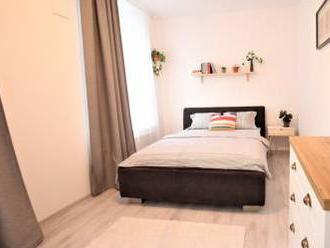 Bývajte ako prvý   štýlový 2.5i byt v projekte City Park Ružinov