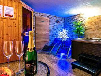 Lipno: Relax v Hoteli Hořice na Šumave s polpenziou a privátnym wellness
