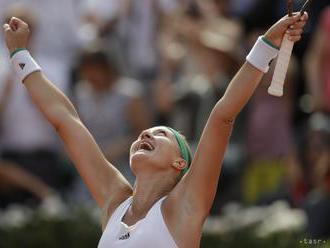 Francúzske tenistky bodovali na Pohári federácie tretí raz v histórii