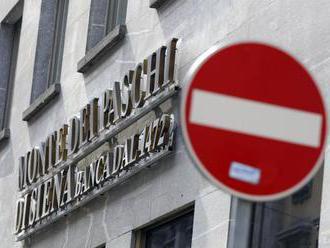 Milánsky súd odsúdil bývalých šéfov Monte dei Paschi di Siena