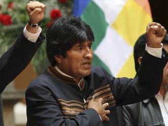 Bolívia: Opozičný líder Mesa vyzval prezidenta Moralesa na odstúpenie