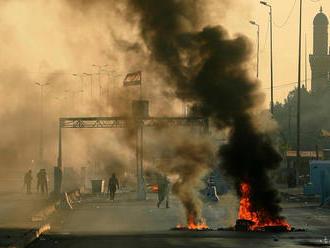 Irak: Päť talianskych vojakov utrpelo zranenia pri výbuchu