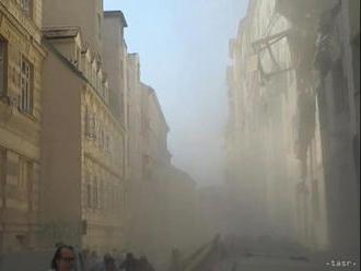Rakúsko: Rozsiahly požiar vo Viedni sa zaobišiel bez zranení