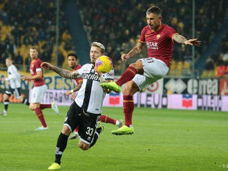 Futbal: Parma v zostave s Kuckom zdolala v talianskej lige AS Rím 2:0