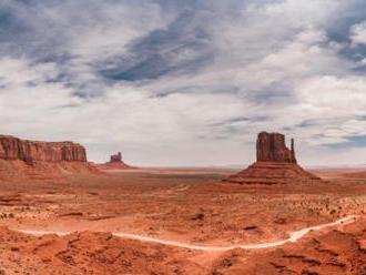 Národními parky amerického jihozápadu