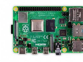 Nové jádro snižuje teplotu Raspberry Pi 4B o 2°C