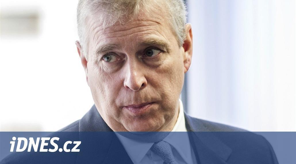Kauza Epstein a obvinění ze zneužívání. Princ Andrew přichází o sponzory
