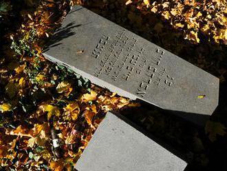 Na židovskom cintoríne v Dánsku poničili 84 náhrobných kameňov