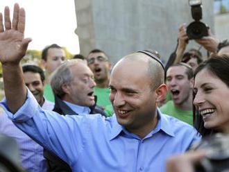 Izraelský kabinet schválil vymenovanie Naftaliho Bennetta za ministra obrany
