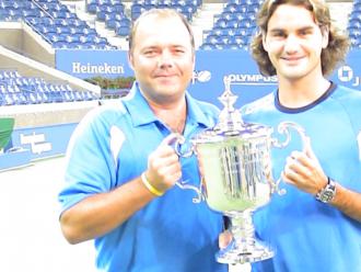 Vravel som Federerovi, že doping nepotrebuje, hovorí český fyzioterapeut