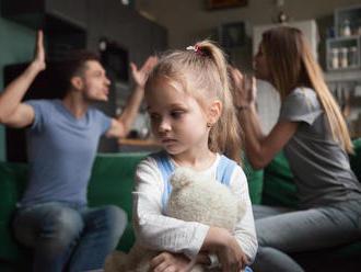 Keď sa dvaja rozídu amusia sa kvôli deťom naučiť spolu vychádzať…