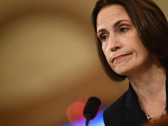 Fiona Hill says women  �s anger isn  �t   �fully appreciated  �     why women say they  �re less likely to succe