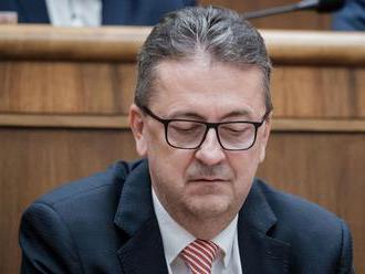 Glváč sa vzdal funkcie podpredsedu NR SR a vyzval na odchod Bugára