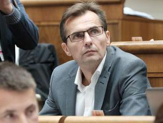 Galko chce na brannobezpečnostom výbore vysvetlenie zrušenia tímu Kuciak