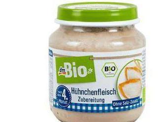 ÚVZ: Dojčenská výživa môže obsahovať kúsky plastovej fólie