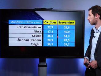 Teploty cez víkend vystrelia poriadne vysoko!