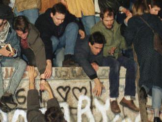 Výletom na Západ predbehla pád Berlínskeho múru
