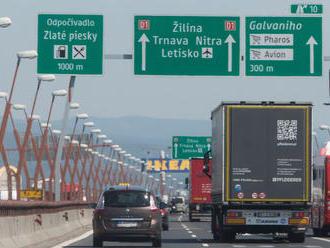 Od novembra 1989 pribudlo na Slovensku 572 km diaľnic