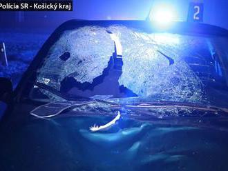 Pri dopravných nehodách na východe Slovenska prišli o život vodič a chodec
