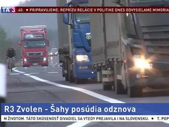 Už stratili trpezlivosť, obyvatelia Krupiny idú protestovať pred parlament