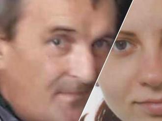 Pohotovostný pátrací tím hľadá Gabrielu a Jána: FOTO Muž je onkologický pacient po operácii
