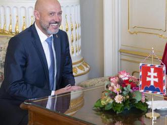 Prezident olympijského výboru s Čaputovou: Pozvánka na hry do Tokia