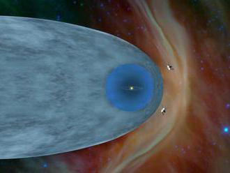 Dáta zo sondy Voyager 2 približujú okraj heliosféry
