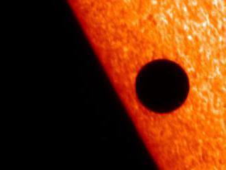 Pozorovanie prechodu Merkúru cez slnečný disk