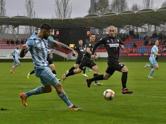 Slovan slávil štvrtú ligovú výhru za sebou, tesne zdolal Moravce