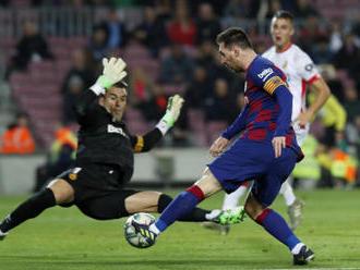 Messi překonal Ronaldův rekord v počtu hattricků ve španělské lize