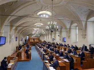 Senát bude rozhodovat o službách státu a pravidlech makléřů