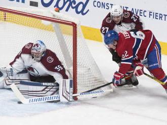 Gólmani Francouz, Mrázek a Rittich vychytali v NHL výhry