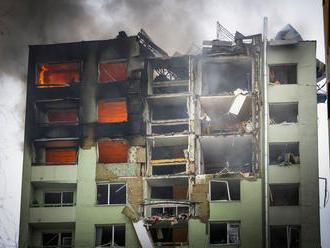 Co s poničeným panelákem v Prešově? Slovenské úřady rozhodnou v nejbližších dnech