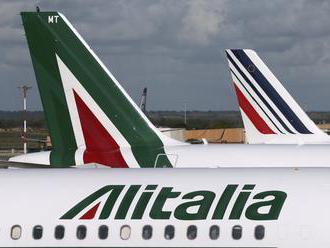 Talianska vláda poskytne Alitalii ďalší preklenovací úver