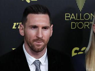 Messi šiestykrát držiteľom Zlatej lopty magazínu France Footbal