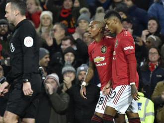 Rashford dvoma gólmi pripravil Mourinhovi prvú prehru v Tottenhame