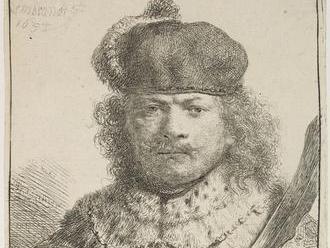 Národní galerie vystaví Rembrandta, rekonstrukce Veletržního paláce se zpozdí